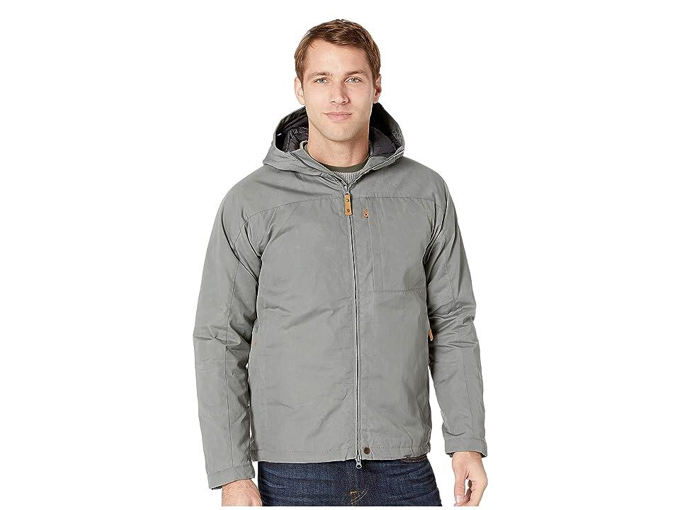 Fjallraven Kiruna Padded Jacket (Thunder Grey) Men