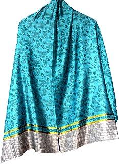Highwaypay Women`s Fashionable Paisley Print Style Pashmina Shawl Wrap Scarf