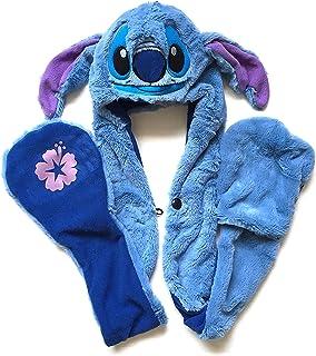Disney Concept One Stitch Plush Snood Hat