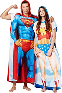 Red One Superman Wonder Woman Costume