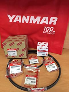 Yanmar 2GM20 3GM30 Maintenance Minor Kit 128270-12540 24341-000440 104211-42071 128670-77350 104211-42090 104511-78780