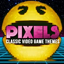 Pixels - Retro Video Game Themes