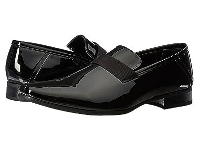 Calvin Klein Bernard (Black Patent) Men