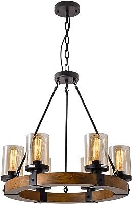 Volume Lighting Lodge 1 Light Frontier Iron Mini Pendant