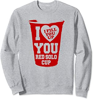 Best red solo cup sweatshirt Reviews