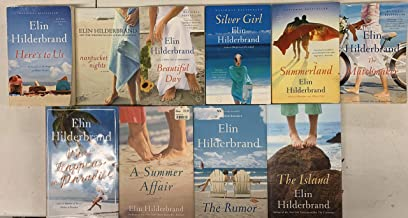 Elin Hilderbrand Fiction Collection 10 Book Set