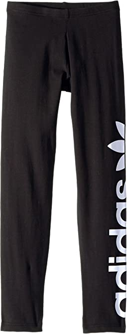 adidas Originals Kids - Junior Leggings (Big Kids)