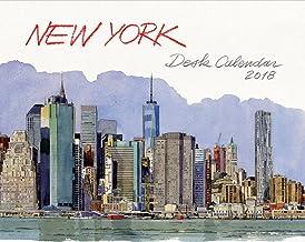 New York 2018 Desk Calendar