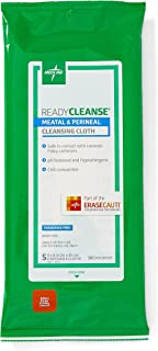 Medline MSC095311 Readycleanse Perineal Care Cleansing Cloth (Pack of 150)