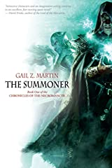 The Summoner: Epic Fantasy Action/Adventure (Chronicles of the Necromancer Book 1) Kindle Edition