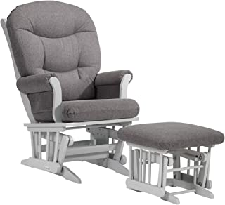 Dutailier Adèle 0336 Glider Chair with Ottoman