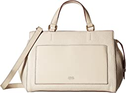 Anna Double Handle Satchel