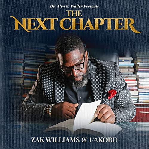 Zak Williams - The Next Chapter (2019)