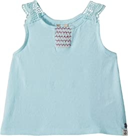 Roxy Kids - Feeling Alive Boho Tank Top (Toddler/Little Kids/Big Kids)