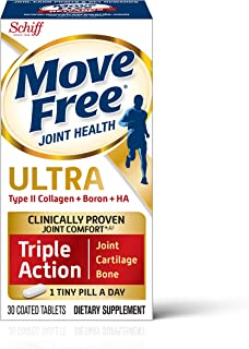 Best Move Free Ultra Triple Action Joint Supplement, 30 Count Review
