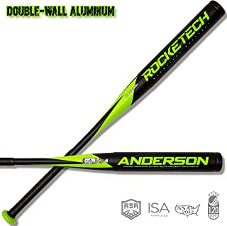 anderson slowpitch bats