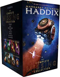 The Complete Missing Collection: Found; Sent; Sabotaged; Torn; Caught; Risked; Revealed; Redeemed
