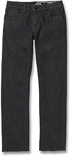 Volcom Boys C1931501 Big Boys' Vorta Jeans Jeans - Gray