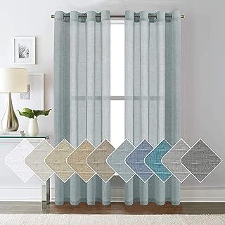 Best light linen curtains Reviews
