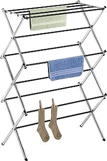 Whitmor Foldable Drying Racks - Chrome