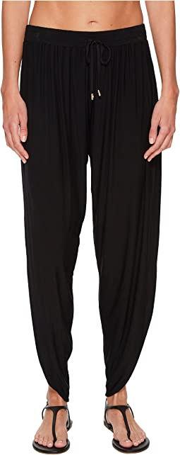 Laundry by Shelli Segal - Drape Cover-Up Pant