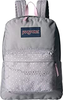JanSport Unisex High Stakes Gryrbbit Pink Mist Laser Lace One Size