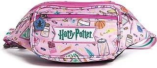 JuJuBe x Harry Potter Hipster Bag | Travel-Friendly Fanny Pack Bag, Lightweight, Zipper Closure Fashion Waist Pack Bag wit...