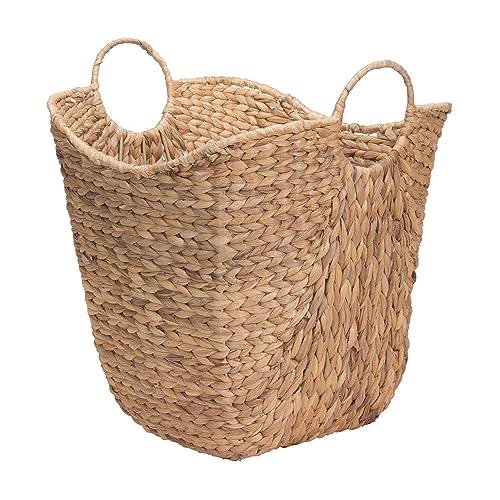 Wicker Baskets With Handles Amazoncom