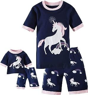 matching doll pajamas
