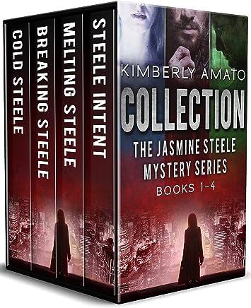 Jasmine Steele Mysteries Vol. 1-4 (English Edition)