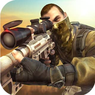 Bravo Sniper War Shooter Rules of Survival in Fighting Arena 3D: Shot & Kill Terrorist In Battlefield Simulator Action Adventure Game