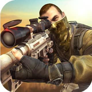 Bravo Sniper War Shooter Rules of Survival in Fighting Arena 3D: Shot & Kill Terrorist In Battlefield Simulator Action Adventure Game