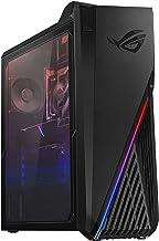 ROG Strix GA15DH Gaming Desktop PC, AMD Ryzen 5 3600X, GeForce GTX 1660 Super, 8GB DDR4 RAM, 256GB SSD + 1TB HDD, Wi-Fi 5,...