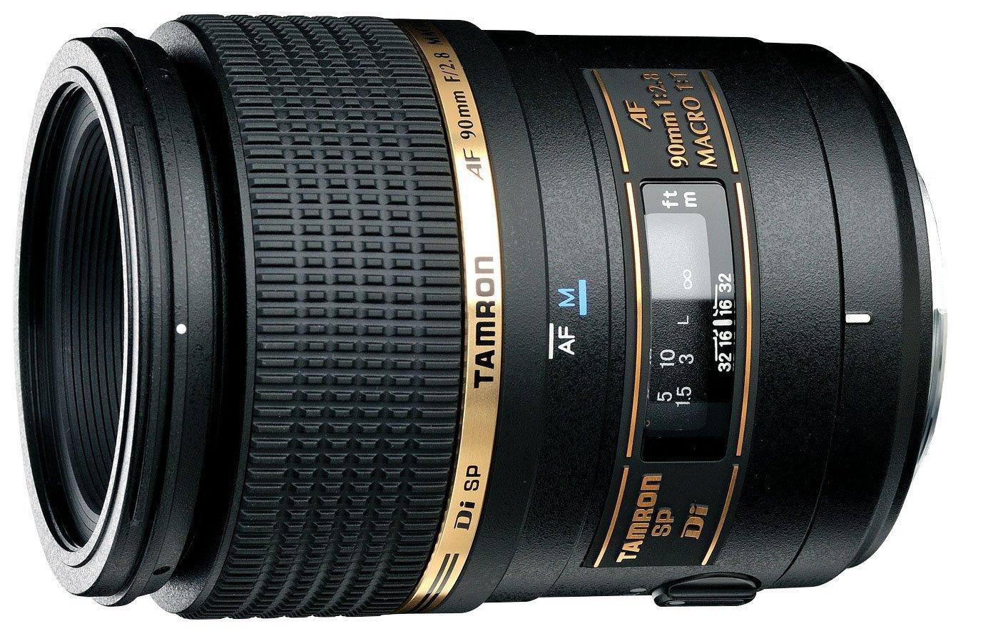 Tamron SP AF 90mm F/2.8 Di Macro 1:1 Lens for Nikon: Amazon.co.uk: Camera &  Photo