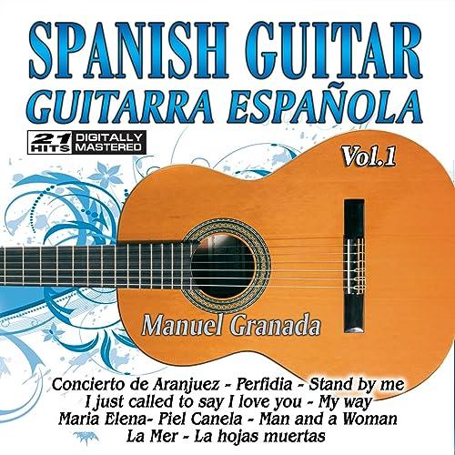 Amazon.com: Concierto De Aranjuez (Spanish Guitar): Manuel ...