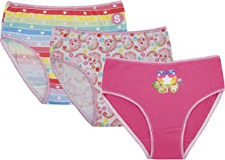 Shopkins Girls Stars 3 Pack Underwear Briefs Set