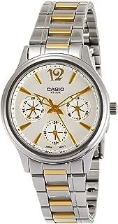 Casio Dress Watch Analog Display for Women LTP-2085SG-7AV