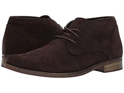 Mark Nason Mulligan (Chocolate Suede) Men