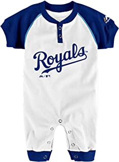 Kansas City Royals Newborn Blue White