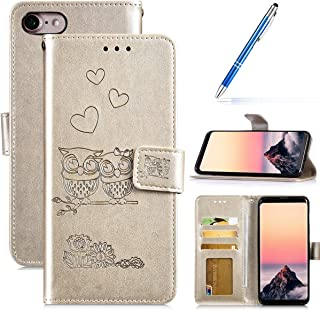 Robinsoni Custodia Compatibile con iPhone XS Cover Libretto iPhone