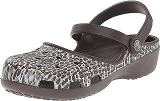 Crocs Women's Karin Leopard Clog