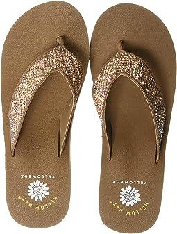 d334946d6 Women s Rhinestones Yellow Box Sandals + FREE SHIPPING
