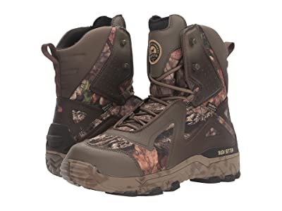 Irish Setter VaprTrek LS 9 Mobu 800G WP (Green/Camo) Men