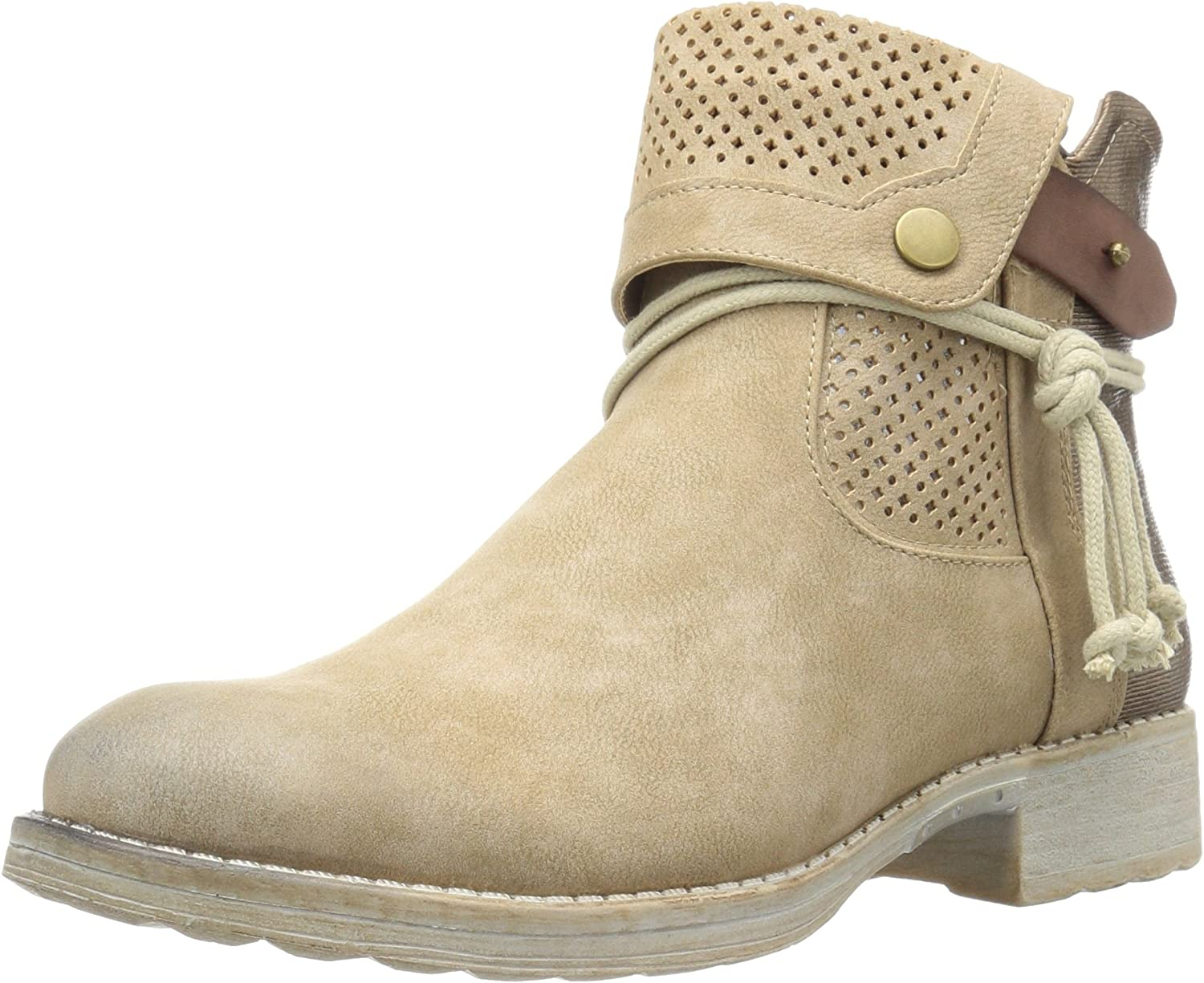 Dirty Laundry Womens Tumbler Ankle Bootie