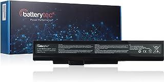 Batterytec® Batería para portátil para MSI A32-A15A41-A15A42-A15A42-H36 MSI A6400CR640CR640DX CR640MX CR640X CX640CX640DX CX640MX CX640X. 108V 4400mAh