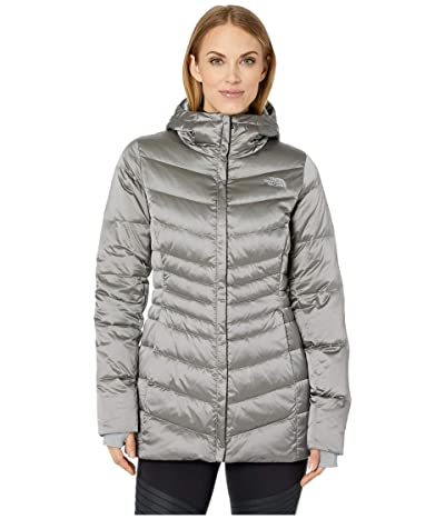 The North Face Aconcagua Parka II (Shiny Mid Grey) Women