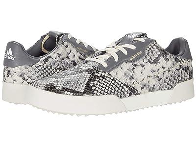 adidas Golf Adicross Retro (Chalk White/Grey Four/White) Women