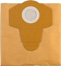 Oryginalny Einhell worek na śmieci 20 L (odpowiedni do odkurzacza do pracy na sucho i mokro Einhell, 5 sztuk w zestawie)