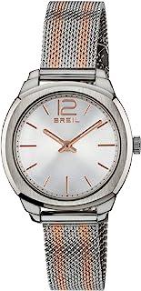 Orologio BREIL DONNA CLUBS quadrante MONO-COLORE ARGENTO movimento SOLO TEMPO - 2H QUARZO e BRACCIALE ACCIAIO TW1716