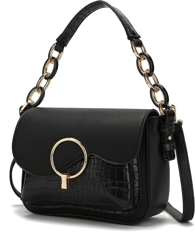 MKF Crossbody Ranking TOP10 Bags for Max 57% OFF Women Handba – PU Pocketbook Leather